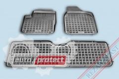 Фото 1 - TM Rezaw-Plast Коврики в салон Ford Galaxy 1995-2006 / Sharan 1995-2010-> полимерные (резиновые), задний цельный, черный, 3 шт.