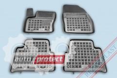 Фото 1 - TM Rezaw-Plast Коврики в салон Ford Kuga 2008-2012-> полимерные (резиновые), черный, 4 шт.