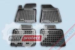 Фото 1 - TM Rezaw-Plast Коврики в салон Hyundai i40 2011-> полимерные (резиновые), черный, 4 шт.