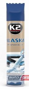 Фото 2 - К2 Alaska Max Размораживатель для стекол и кузова -70C