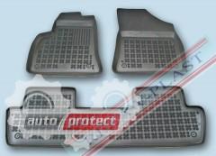 Фото 1 - TM Rezaw-Plast Коврики в салон Peugeot 5008 2010-> полимерные (резиновые), черный, 3 шт.