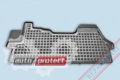 Фото 1 - TM Rezaw-Plast Коврики в салон Peugeot Boxer 2006-> полимерные (резиновые), черный, 1 шт.
