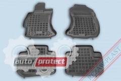 Фото 1 - TM Rezaw-Plast Коврики в салон Subaru Forester 2013-> полимерные черные 4шт