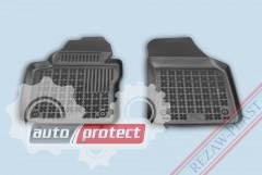 Фото 1 - TM Rezaw-Plast Коврики в салон VW Caddy 3 2004-> полимерные, черный, 4шт