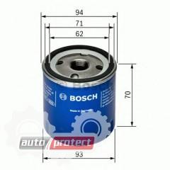 Фото 1 - Bosch 0 451 103 093 фильтр масляный