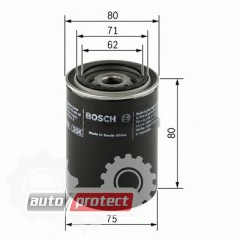 Фото 1 - Bosch 0 451 103 271 фильтр масляный