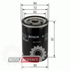 Фото 1 - Bosch 0 451 103 333 фильтр масляный