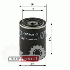 Фото 1 - Bosch 0 451 103 357 фильтр масляный