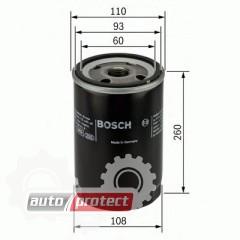 Фото 1 - Bosch 0 451 104 018 фильтр масляный