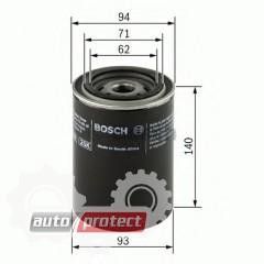 Фото 1 - Bosch 0 451 104 065 фильтр масляный