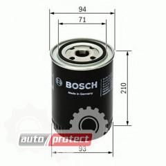 Фото 1 - Bosch 0 451 105 067 фильтр масляный