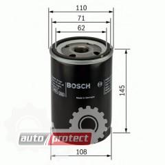 Фото 1 - Bosch 0 451 203 201 фильтр масляный