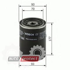 Фото 1 - Bosch 0 451 203 228 фильтр масляный