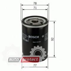 Фото 1 - Bosch F 026 407 017 фильтр масляный