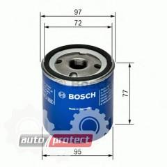 Фото 1 - Bosch F 026 407 024 фильтр масляный