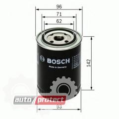 Фото 1 - Bosch F 026 407 053 фильтр масляный