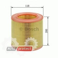 Фото 1 - Bosch 1 457 429 839 фильтр воздушный