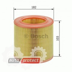 Фото 1 - Bosch 1 457 429 890 фильтр воздушный
