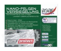 Фото 2 - Pro tec (Протек) PRO TEC Нанопокрытие (защита) для дисков, Felgenversiegelung