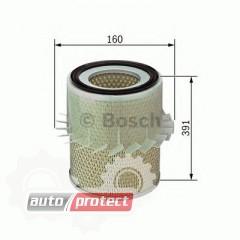 Фото 1 - Bosch 1 457 433 201 фильтр воздушный