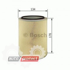 Фото 1 - Bosch 1 457 433 275 фильтр воздушный