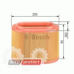 Фото 1 - Bosch 1 457 433 311 фильтр воздушный