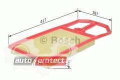 Фото 1 - Bosch 1 457 433 716 фильтр воздушный