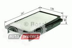 Фото 1 - Bosch 1 457 433 950 фильтр воздушный