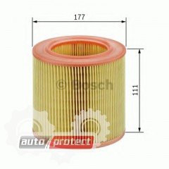 Фото 1 - Bosch 1 987 429 125 фильтр воздушный