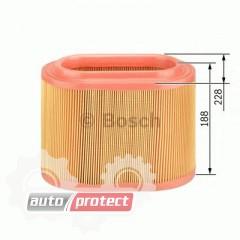 Фото 1 - Bosch F 026 400 046 фильтр воздушный