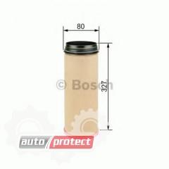 Фото 1 - Bosch F 026 400 081 фильтр воздушный