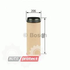 Фото 1 - Bosch F 026 400 085 фильтр воздушный