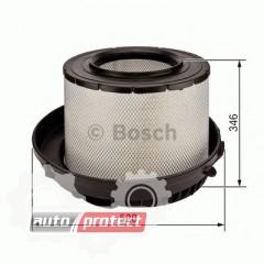 Фото 1 - Bosch F 026 400 088 фильтр воздушный