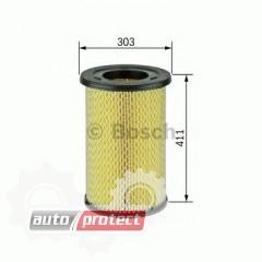 Фото 1 - Bosch F 026 400 117 фильтр воздушный