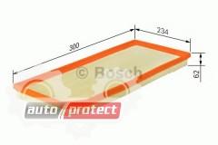 Фото 1 - Bosch F 026 400 119 фильтр воздушный