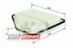 Фото 1 - Bosch F 026 400 132 фильтр воздушный