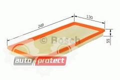 Фото 1 - Bosch F 026 400 137 фильтр воздушный