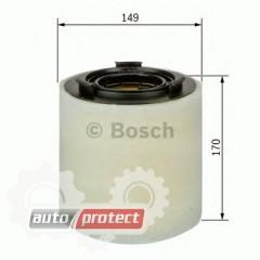 Фото 1 - Bosch F 026 400 156 фильтр воздушный