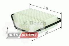 Фото 1 - Bosch F 026 400 161 фильтр воздушный