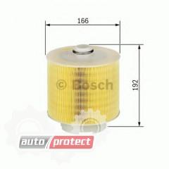 Фото 1 - Bosch F 026 400 198 фильтр воздушный