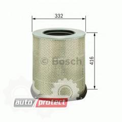 Фото 1 - Bosch F 026 400 207 фильтр воздушный
