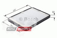 Фото 1 - Bosch 1 987 431 454 Фильтр салона