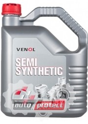 Фото 1 - Venol 10W-40 semisyntetic моторное масло