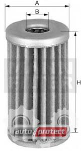 Фото 1 - MANN-FILTER P 43/1 фильтр топливный
