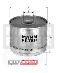 Фото 1 - MANN-FILTER P 935/2 x фильтр топливный