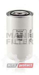 Фото 1 - MANN-FILTER PL 250 фильтр топливный