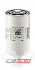 Фото 1 - MANN-FILTER PL 250/1 фильтр топливный