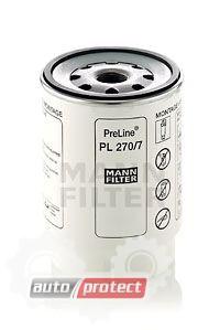 Фото 1 - MANN-FILTER PL 270/7 x фильтр топливный