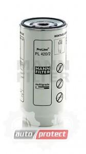 Фото 1 - MANN-FILTER PL 420/2 x фильтр топливный