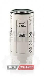 Фото 1 - MANN-FILTER PL 420/7 x фильтр топливный